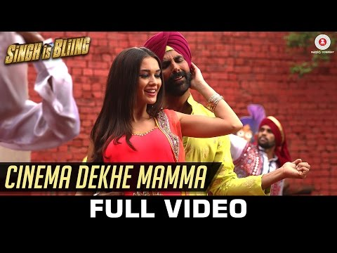 Cinema Dekhe Mamma - Full Video | Singh Is Bliing | Akshay Kumar - Amy Jackson
