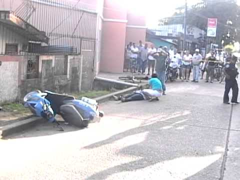 Muerte violenta en La Ceiba este pasado fin de Semana