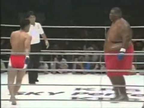 Una pelea muy dispareja 600lb vs 169lb GORDO VS FLACO