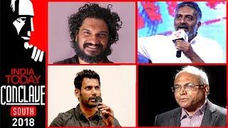 Stand Out, Speak Up : Make Your Self Count   Prakash Raj, Kancha Ilaiah, Vishal & Sanal Exclusive