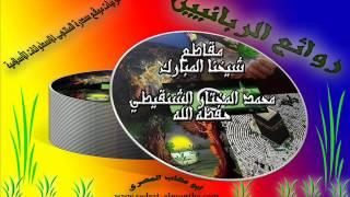 أيهما أفضل الوقوف في يمين الصف أم خلف الإمام؟-الشيخ الشنقيطي