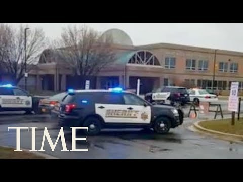 Multiple Injuries Reported After Shooting At Maryland High School, Authorities Say | TIME