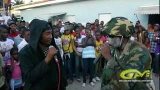 Vybz Kartel Mavado & BujuBanton imitated - JamaicanComedians Apache & Sarge - AmaziyahTheGreat Films