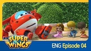 [Super Wings] EP 04 - Puppies for a Princess(ENG)