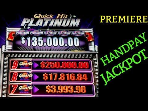 ✦JACKPOT HANDPAY✦!! High Limit QUICK HIT Slot Machine HANDPAY JACKPOT |🔴PREMIERE STREAM | Live Slot