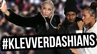 The Kardashians Take Over Clevver!? (Lunchy Break)