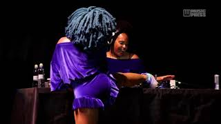 Moonchild Sanelly  live at Bratislava 2018