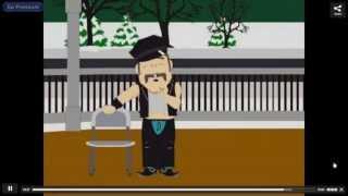 South Park - Paris Hilton and Mr.Slave Whore Off