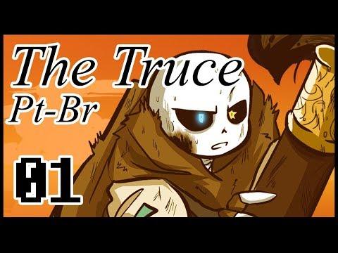 #01 THE TRUCE (JAKEI Undertale DubComic Pt -Br)