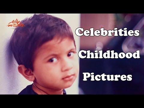 Mollywood Celebrities In Their Childhood/Dulquar/Nithya Menen/Fahad Fasil/Asin/Bhavana