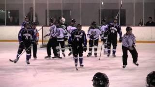 U18 Rocky Mountain RoughRiders vs. Colorado Thunderbirds 10292011