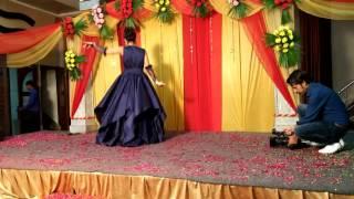 Best bride dance on engagement