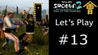 Let's Play: Shogun 2: FOTS - Aizu Campaign (Legendary) - Part 13: