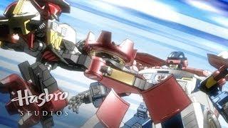 Transformers: Cybertron - Red Alert, Transform!