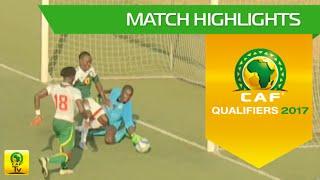Burundi vs Senegal   Africa Cup of Nations Qualifiers 2017
