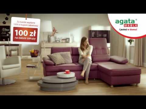 Reklama Agata Meble Im więcej wydajesz tym więcej dostajesz wrzesień 2012