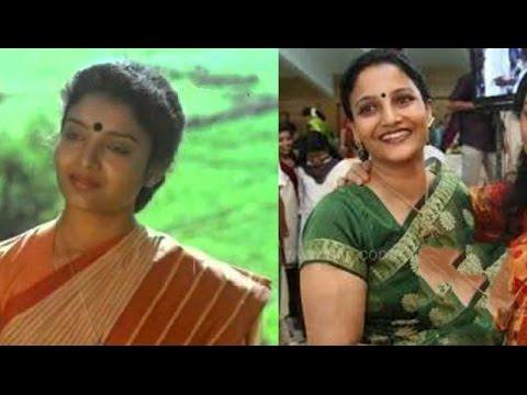 Old Malayalam actress Karthika