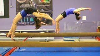 Copycat Gymnastics Challenge: Beam Edition!