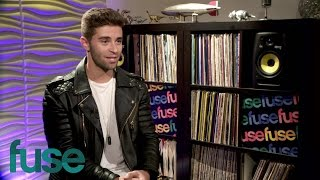 Jake Miller Talks Cuddling Up To Simone Biles In Overnight Video