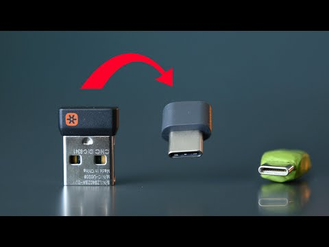 Converting devices to USB Type C