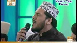 URDU NAAT(Tajdar e Madina Ke)ZULFIQAR ALI IN QTV.BY Visaal