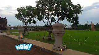เที่ยวปราสาทหินพนมรุ้งจำลอง สนามช้างบุรีรัมย์ Travel with me Buriram castle!!