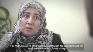 فلم الجامعة العربية المفتوحة 2015 - فرع سلطنة عمان