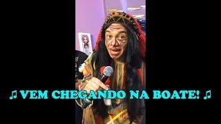 Índio Ana Jones e as Panicats - Bastidores do Pânico na Band 15/10/17