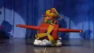 Barney el Dinosaurio - La Canción del Avión