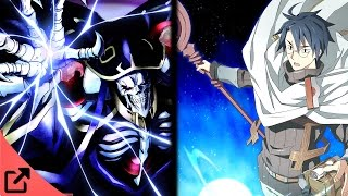 Top 5 Animes Similar to Overlord