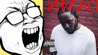 Kendrick Says DAMN. Was Meant to Be Played Backwards?!?