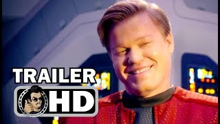 BLACK MIRROR: Season 4 - U.S.S. CALLISTER Official Trailer (HD) Sci-Fi Netflix Series