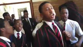 Dale College Boys High gwijo Siwelele