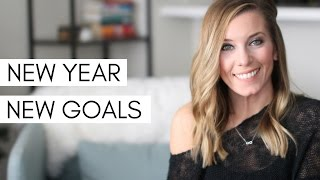 Setting Goals for the New Year | Simple Living
