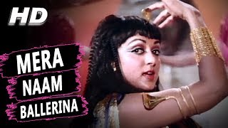 Mera Naam Ballerina | Asha Bhosle | Charas 1976 Songs | Hema Malini