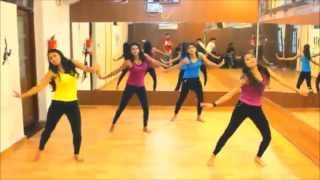 Nachan Farrate Maar Ke - Dance Choreography for Girls - All Is Well - Meet Bros - Kanika