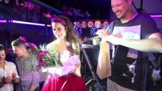 Melisa 18 Rodjendan gost veceri MC Yankoo  Club 501 Negotin