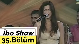 İbo Show - 35. Bölüm (Hakan Peker - Tuğba Ekinci - Çoban Ali - Burhan Topal) (2006)