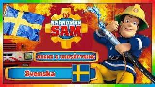 BRANDMAN SAM - SVENSKA - 2016 - Brand & Undsättning ( Fireman Sam   Feuerwehrmann Sam )