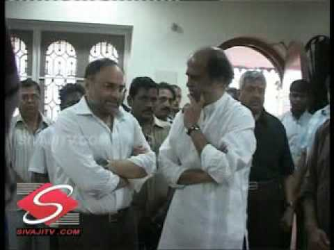 Rajinikanth Ilayaraja Jayalalitha On SIVAJI TV COM Balajee Last Respects