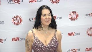Chyna AVN Awards 2012 Red Carpet