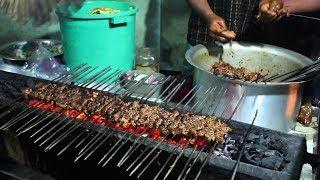 Bangladeshi Food Kabab   Crazy Fooder   Bengali Street Food