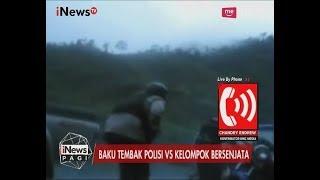 Kondisi Terkini Pasca Baku Tembak Polisi Vs Kelompok Bersenjata di Papua - iNews Pagi 12/07