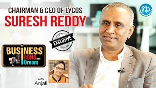 Lycos CEO Suresh Reddy Exclusive Interview || Business Icons With iDream #4 | #518