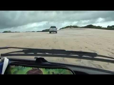 Natal Brasil Dunas Lagoa de Jacuma