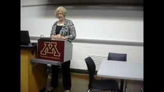 Adde Bonnie Holcomb's (aka Mother of OSA) Keynote Speech at OSA 2012-July 15