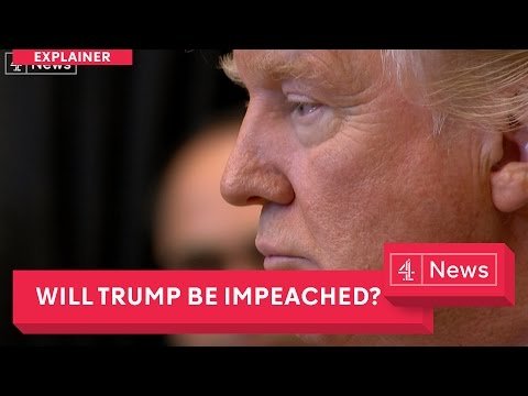 Could Trump be impeached Explainer