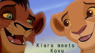 The Lion King 2 - Kiara meets Kovu HD