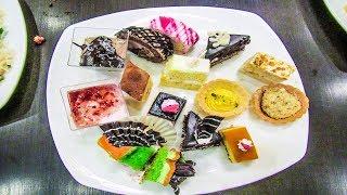 Kolkata's Biggest Buffet || CHARCOAL GRILL, 40 course Buffet & 20 desserts || Episode #27