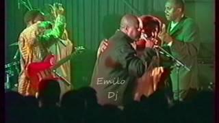 Papa Wemba et ngadiadia ngadios Live 20 eme Anniversaire de viva la musica 1997